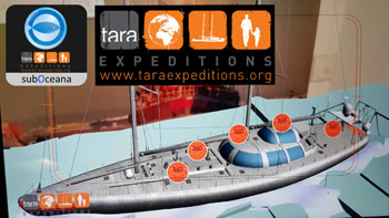 Nausicaa, Tara Expeditions